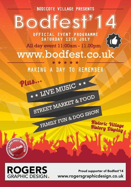 Bodfest Programme_2014