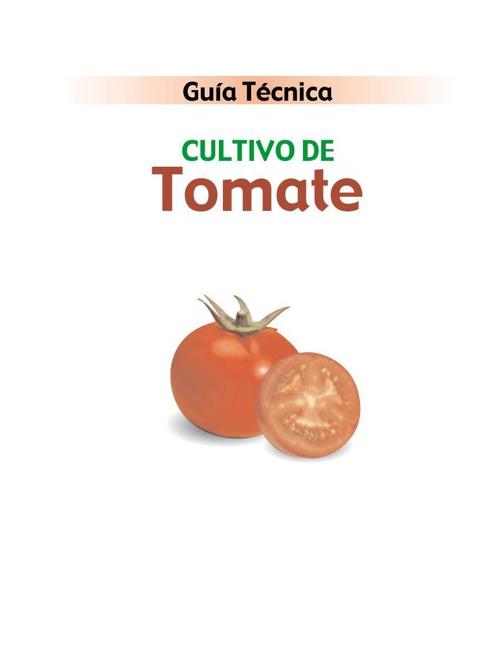 Guia Tomate