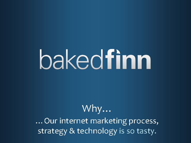 Why BakedFinn Is So Tasty