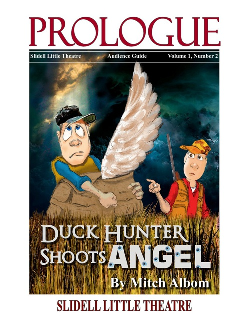 """Duck Hunter Shoots Angel"""