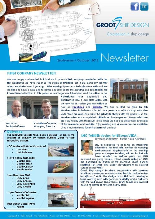 GSD Newsletter #1