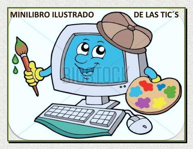 MINILIBRO ILUSTRADO DE LAS TIC 2