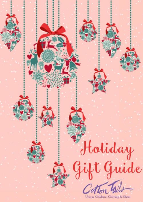 Cotton Tails Holiday Gift Guide
