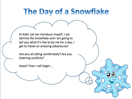 The day of a Snowflake