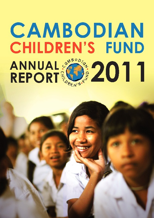 CCF 2011 Annual Report