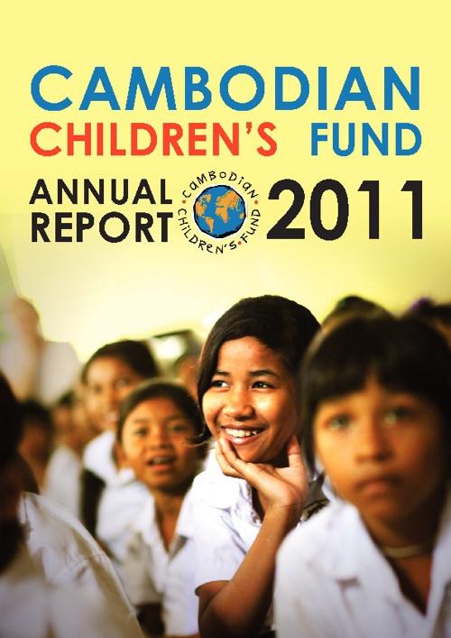 CCF 2011 Annual Report