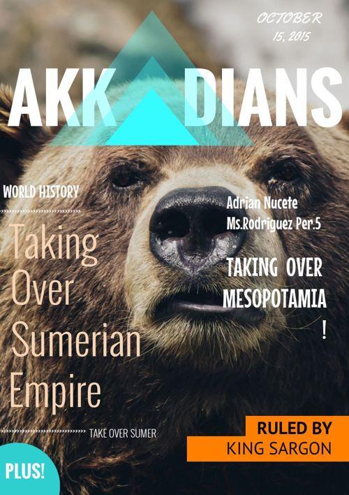 Akkadians Adrian Nucete