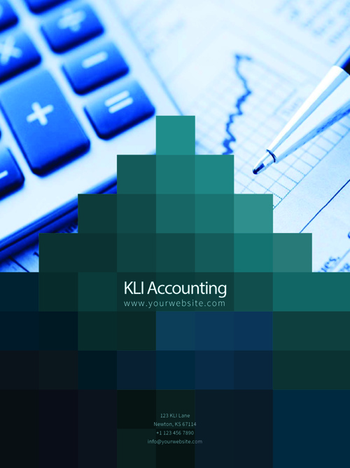 KLI Accounting Stationary