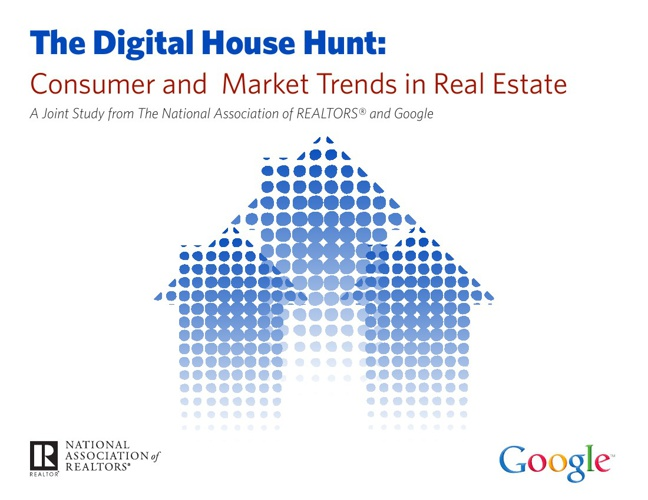 Consumer & Market Trends in Real Estate - NAR & Google