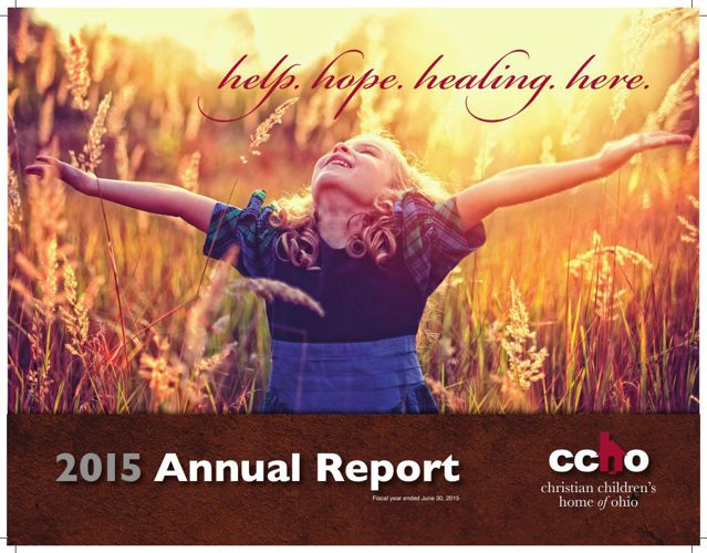 CCHO FY15 Annual Report