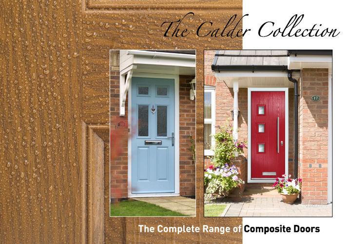 Polyframe Composite Door Brochure