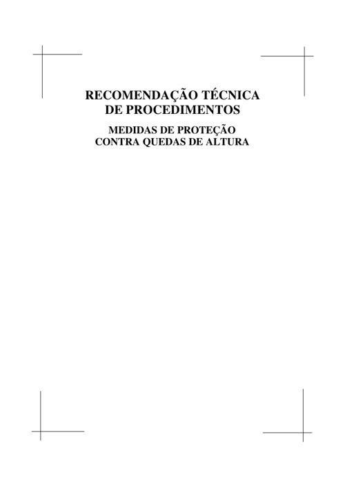 MEIO AMBIENTE E SEGURANÇA DO TRABLAHO