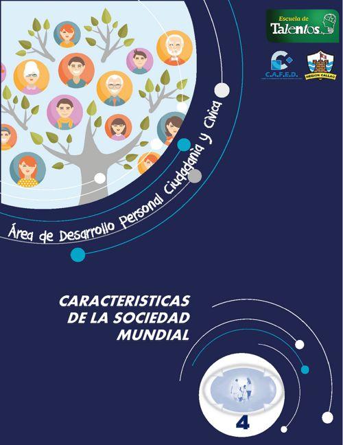 CARACTERÍSTICAS DE LA SOCIEDAD MUNDIAL