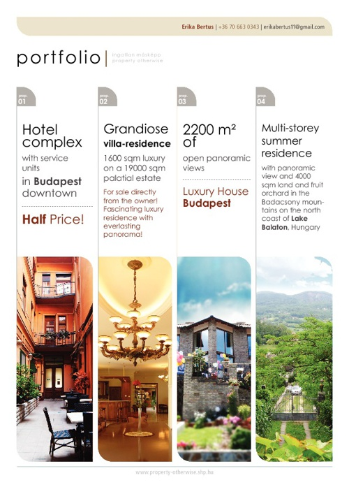 Portfolio Property otherwise 2012 Luxury 01