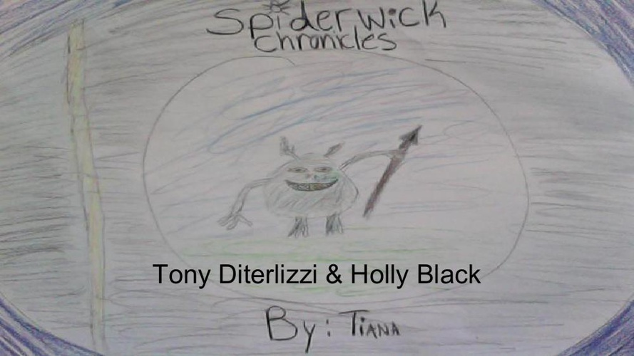 tiana's Flipbook - Spiderwick Chronicles