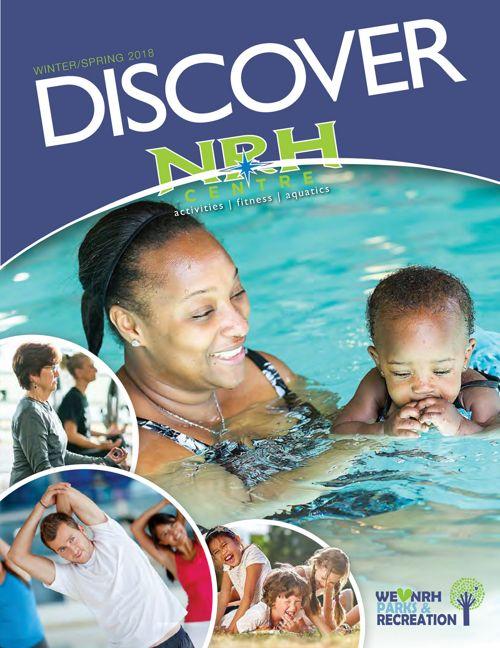 2018 NRH Parks & Rec DISCOVER
