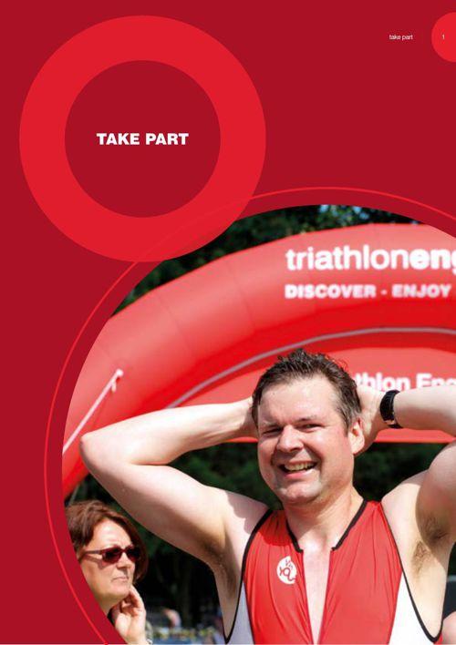 British Triathlon Handbook 2015 - Take Part