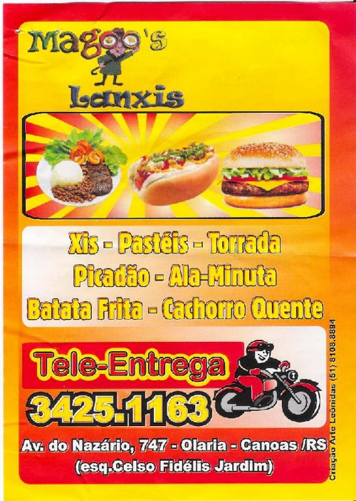 Magoo's lanches