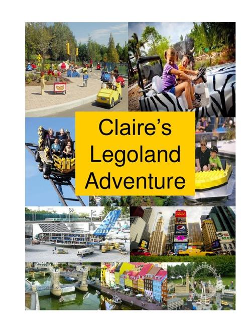 Claire's Trip to Legoland