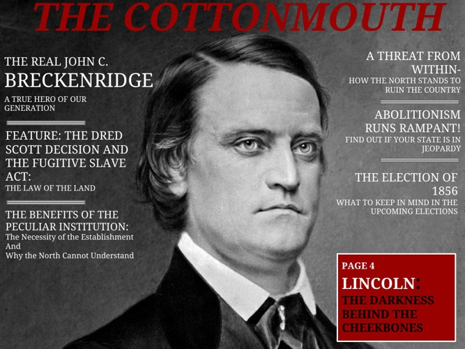 The Cotton Mouth