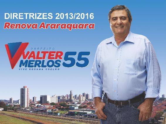 PLANO DE GOVERNO VALTER MERLOS