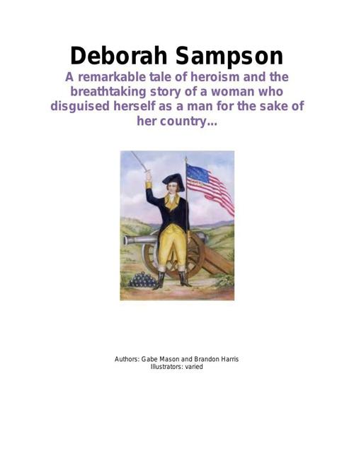 Deborah Sampson (SS project)