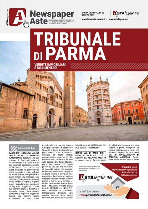 Parma marzo 2017