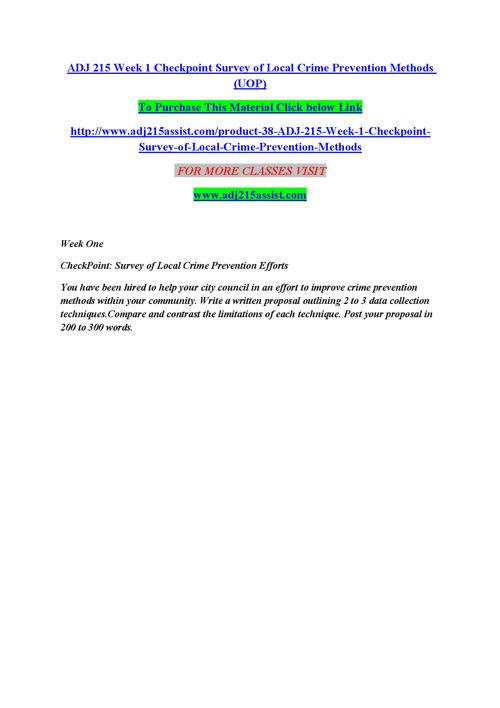 ADJ 215 ASSIST Learning for leading/adj215assistdotcom