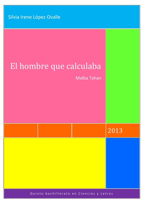 El hombre que calculaba