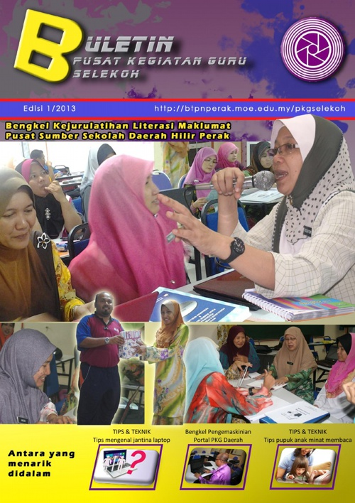 Buletin PKG Selekoh siri 1/2013