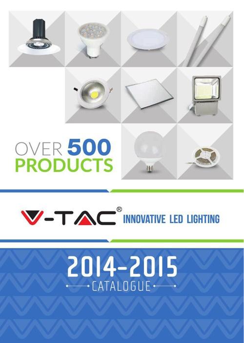 Catalog V-TAC 2014 - 2015