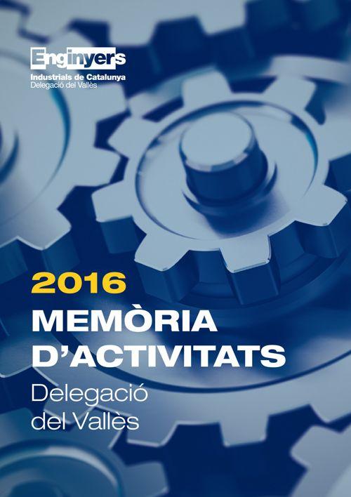 Memòria delegació Vallès