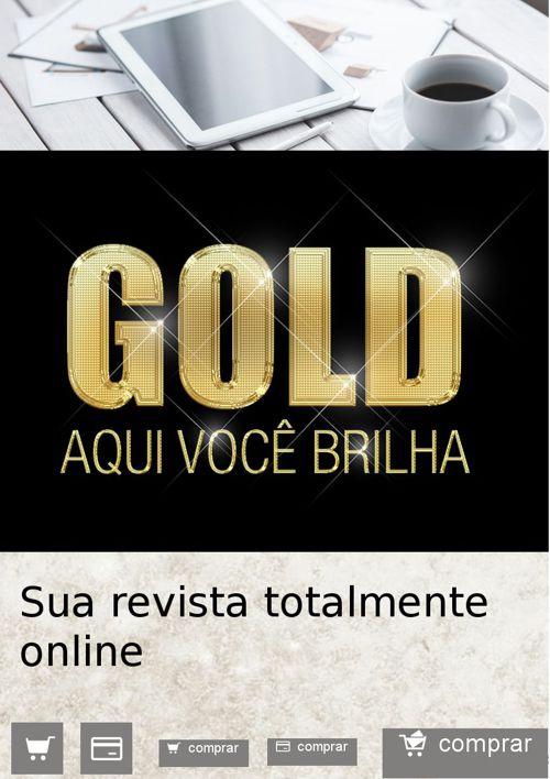 Revista Gold Junho 2015