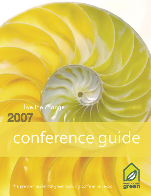2007 Conference Guide