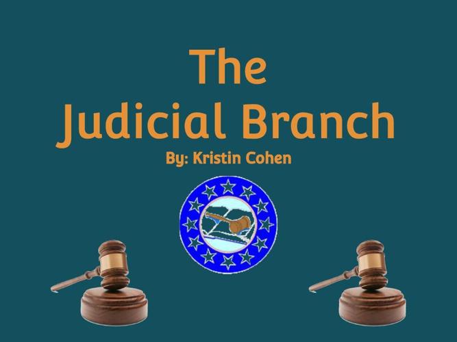 Judicial Branch Flipbook