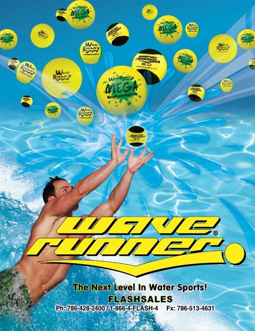 WaveRunner Catalog