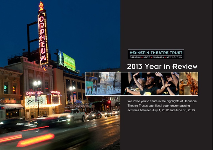2013 Year in Review.