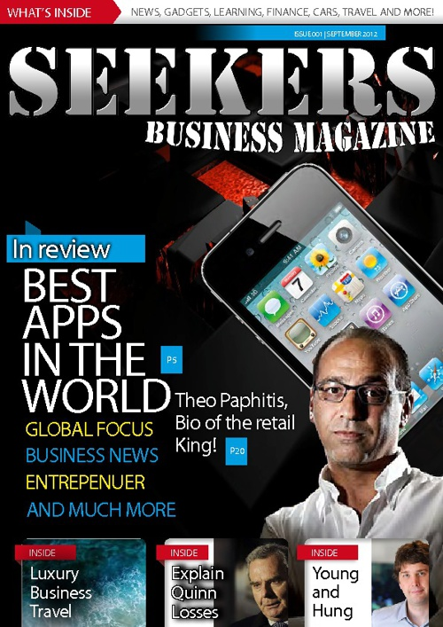 Seekers Business Magazine