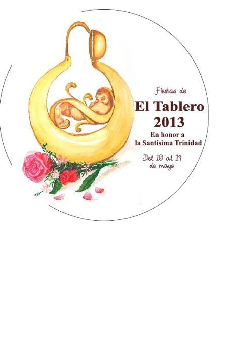 Fiestas de El Tablero 2013