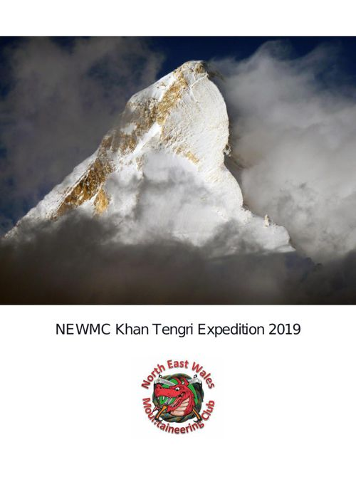 NEWMC Khan Tengri Expedition 2019