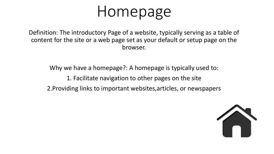 Internet Basics Presentation book