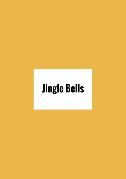 Copy of Words to Jingle Bells in Spanish