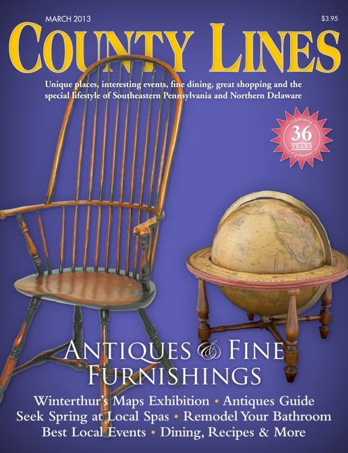 County Lines Magazine - March 2013