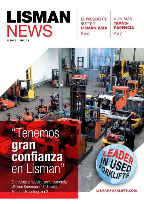 Lisman News 18 ES