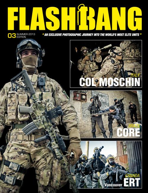 Flashbang magazine volume 3