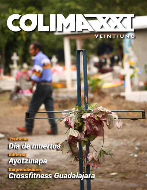 Revista Colima XXI - Noviembre