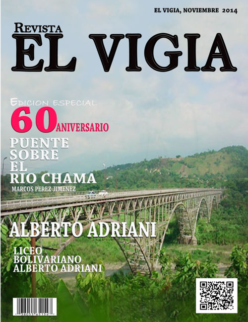 60 aÑOS puente sobre El Rio Chama