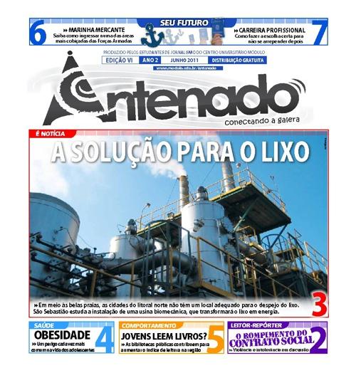 Jornal Antenado - VI