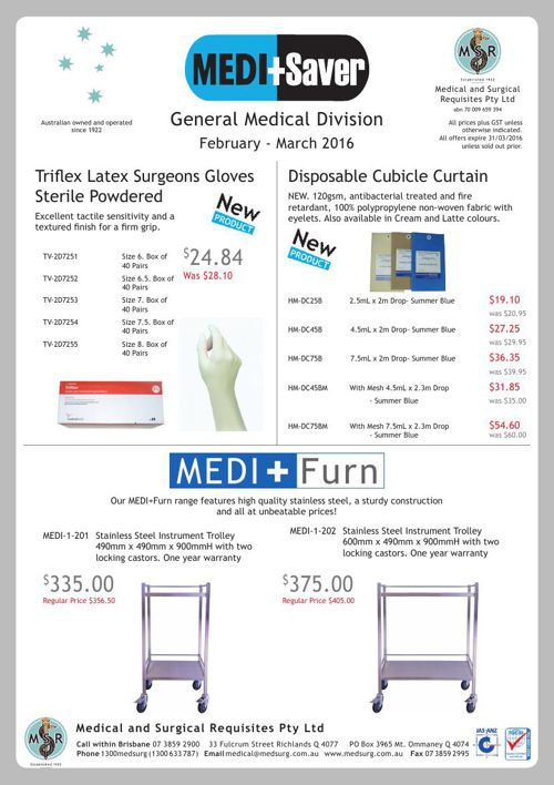 MEDI+Saver February - March 2016