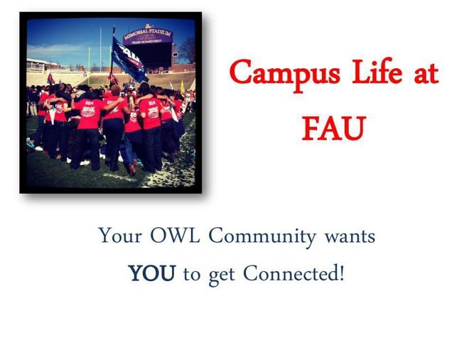 Campus Life at FAU